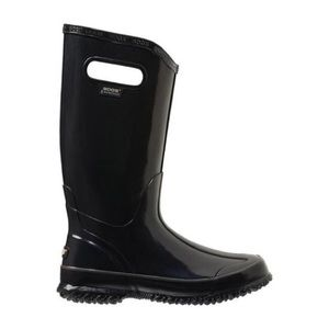 Bogs Women's Classic Tall Rainboot Black